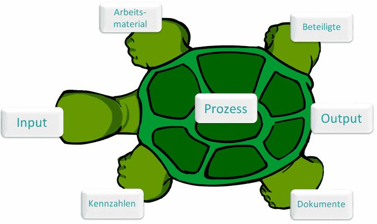 Turtle Diagramm 1