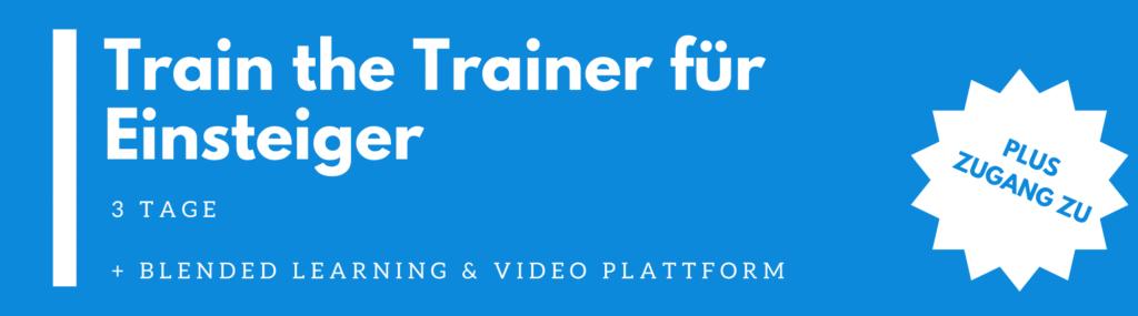 train the trainer grundkurs